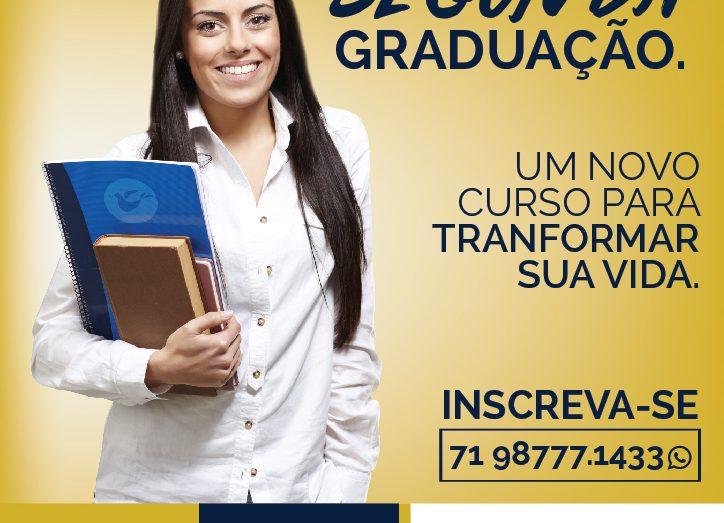 Pretende fazer uma Segunda Graduação?!