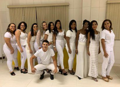 A Faculdade Batista Brasileira realiza Cerimônia do Jaleco para os ingressantes das primeiras turmas dos Cursos de Saúde