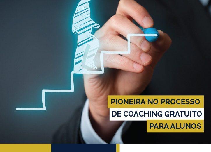 Pioneira no Processo de Coaching Gratuito para Alunos