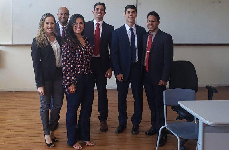 Nossos alunos do curso de Direito tiveram artigos aprovados no X Congresso Latino-Americano de Direito Material e Processual