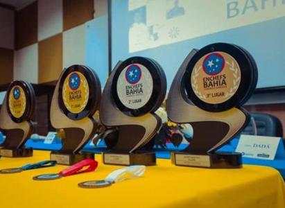 Cerimônia de premiação do ENCHEFS BAHIA 2019 acontece nesta quinta-feira (19) na Faculdade Batista Brasileira