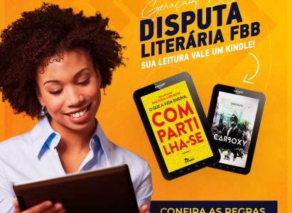 Disputa Literária FBB – Confira o Regulamento