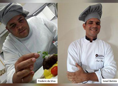 Estudantes do curso de Gastronomia da Faculdade Batista Brasileira são selecionados para o ENCHEFS BAHIA 2019