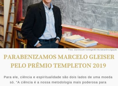 Parabenizamos Marcelo Gleiser