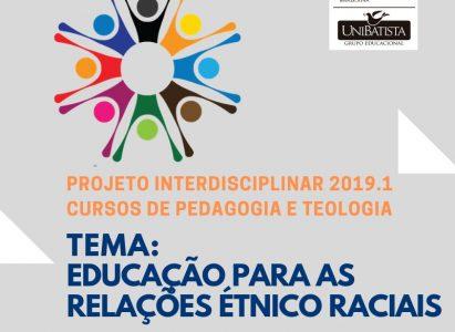 Projeto Interdisciplinar 2019.1