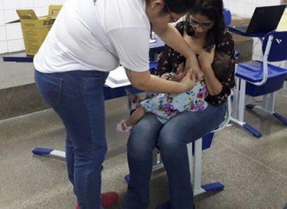 Faculdade Batista Brasileira promove Vacinação Contra o Sarampo em adesão a Campanha Nacional do Ministério da Saúde