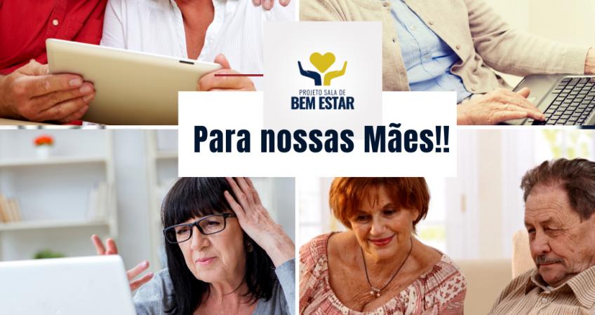 #FBBQUECUIDA preparou um momento especial para as mães dos nossos alunos e colaboradores