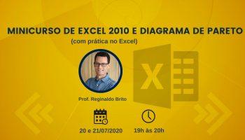 Minicurso de Excel 2010 e Diagrama de Pareto (com prática no Excel)