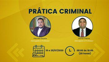Curso de Prática Criminal