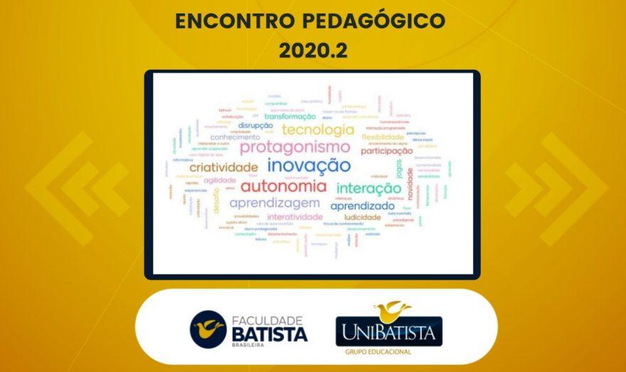 Encontro Pedagógico Unibatista marca início do segundo semestre para equipe de gestores e docentes da Faculdade e Colégio