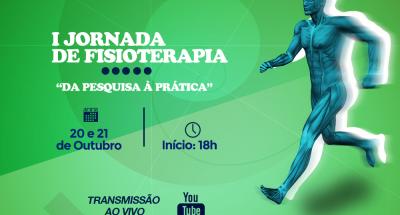 Profissionais, mestres e doutores nacionais e internacionais em Fisioterapia participam da 1ª Jornada de Fisioterapia da Faculdade Batista Brasileira