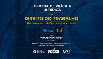 Oficina de Prática Jurídica – Direito do Trabalho
