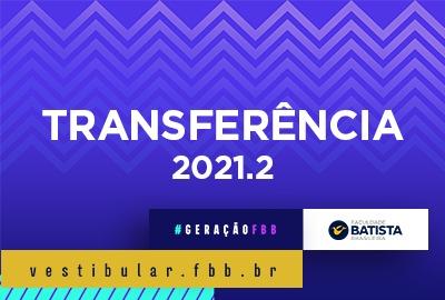 Transferência 2021.2